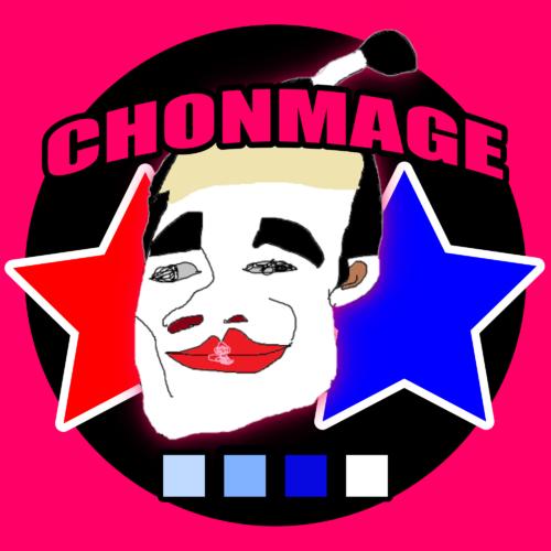 チョンマゲ初代ロゴ